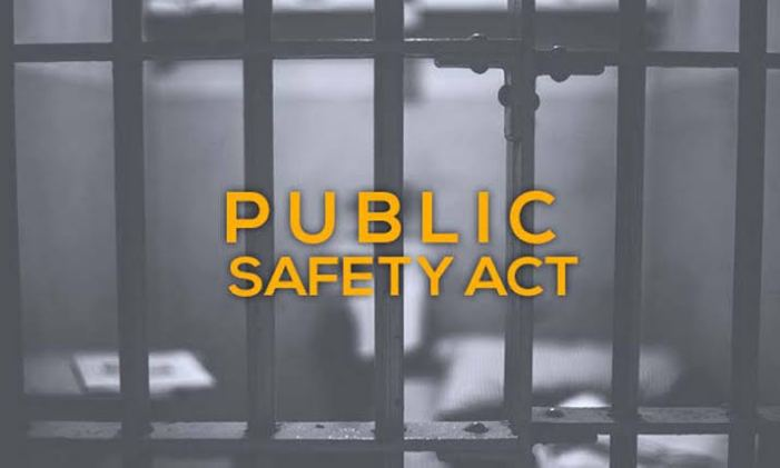 Advisory Board on PSA detentions in J&K gets members
