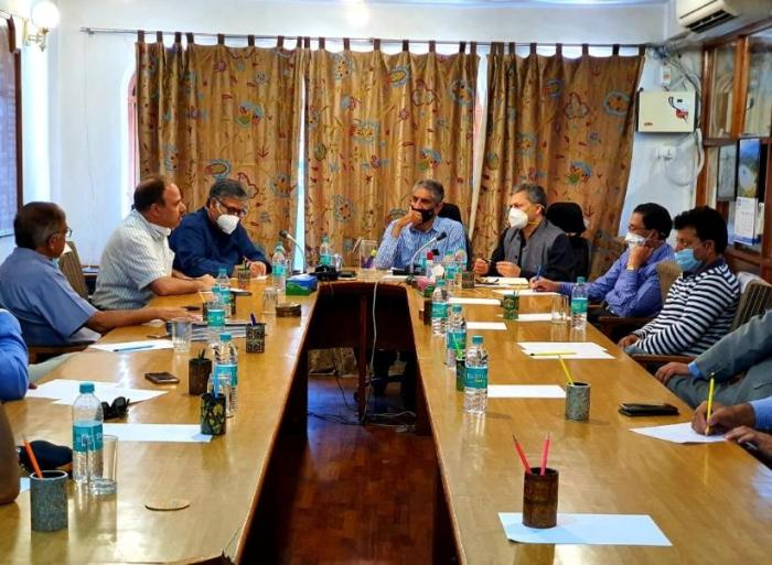 Kashmir Chamber holds special session for preservation of Dal Lake