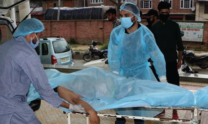 Militants shoot dead Sarpanch in Anantnag