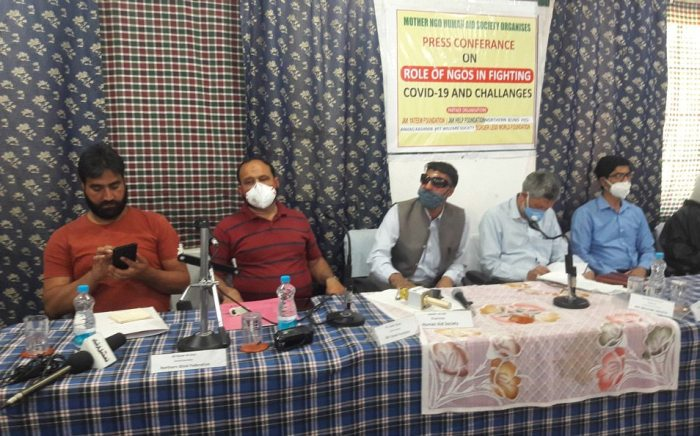 'NGOs played key role in managing Covid-19 pandemic crisis in Baramulla'