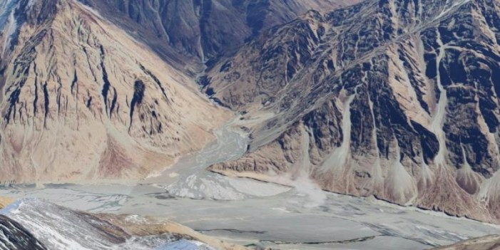 China claims sovereignty over Galwan Valley