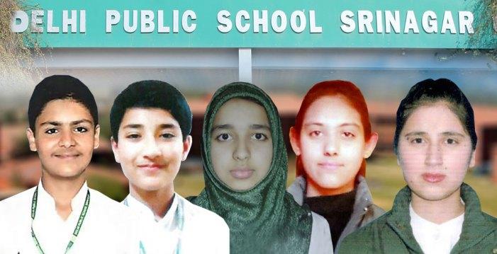 Braving pandemic, DPS Srinagar makes it big in CBSE Class 10 results