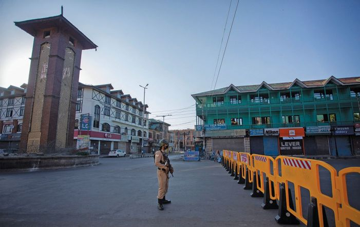 Barring Bandipora, COVID-19 lockdown re-imposed across Kashmir till July 27