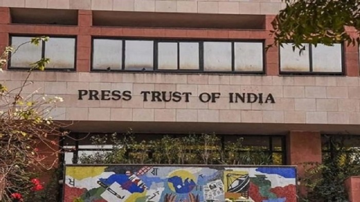 Rs 84 crore 'demand' on Press Trust of India
