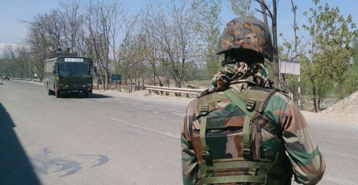 52 kg explosives recovered in Pulwama