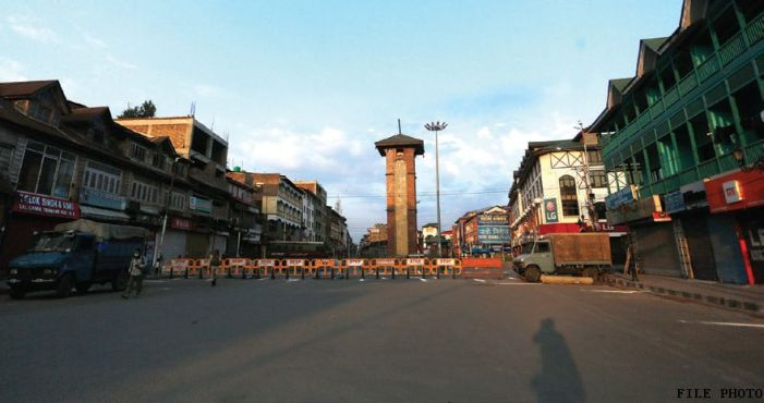 Covid lockdown costs Kashmir Rs 21k crore, quarter of J&K's GDP