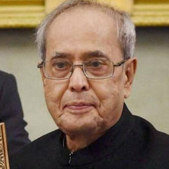 Former Indian President Pranab Mukherjee contracts COVID-19