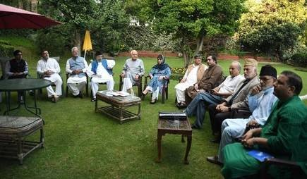 J&K pol parties demand restoration of special status, statehood in joint 'Gupkar Declaration'