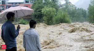 Flash floods threatening Indo-Pak border fencing in J&K