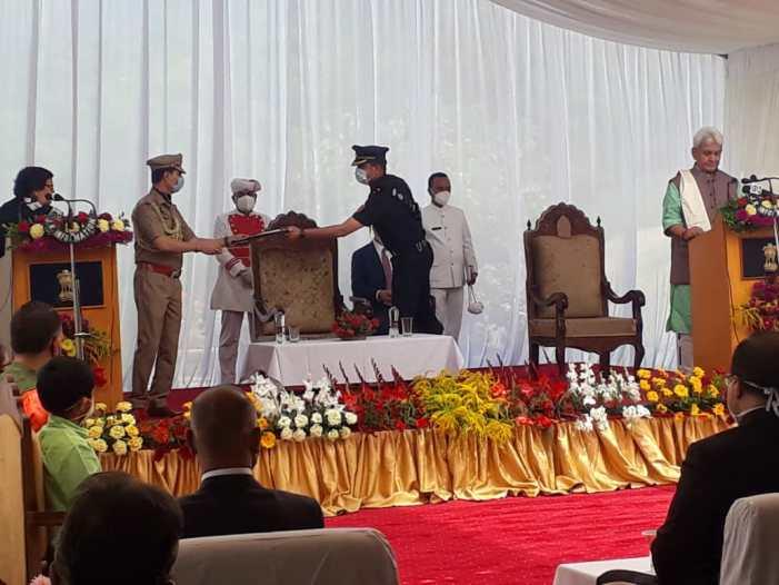 Manoj Sinha takes oath as new LG of Jammu and Kashmir