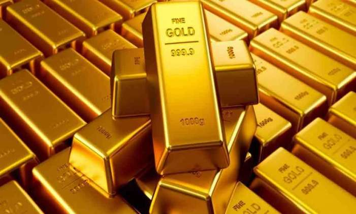 Gold declines Rs 108, silver gains Rs 144