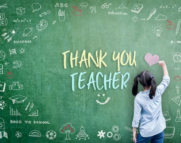 Teacher's Day: A Tribute to my Teachers