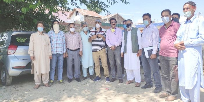 Anantnag Cultural and Welfare Forum holds meeting in Anantnag