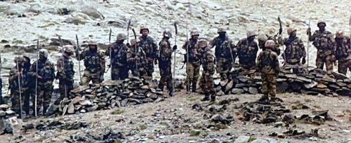 'Chinese troops carried rods, spears, clubs in aggressive approach towards Indian post'