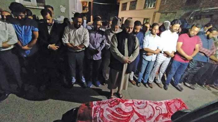 Advocate who feared for his safety shot dead at home in Srinagar