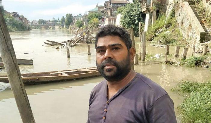 Noah's Ark on the Jhelum