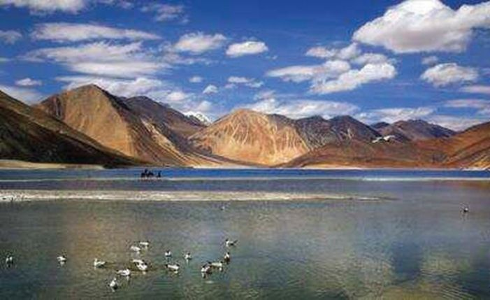 Indian Army thwarts fresh attempts by China's PLA to change status quo in Pangong lake in Ladakh
