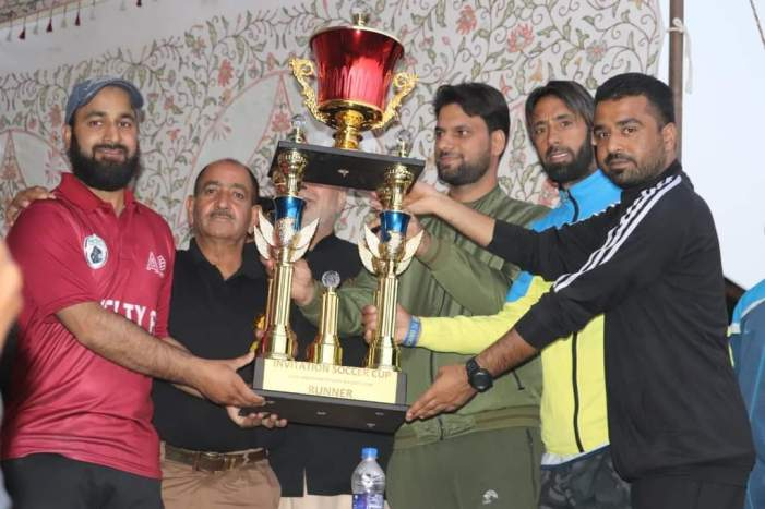 IST INVITATION SOCCER CUP: Iqra FC downs Novelty FC by 2-0 in summit clash