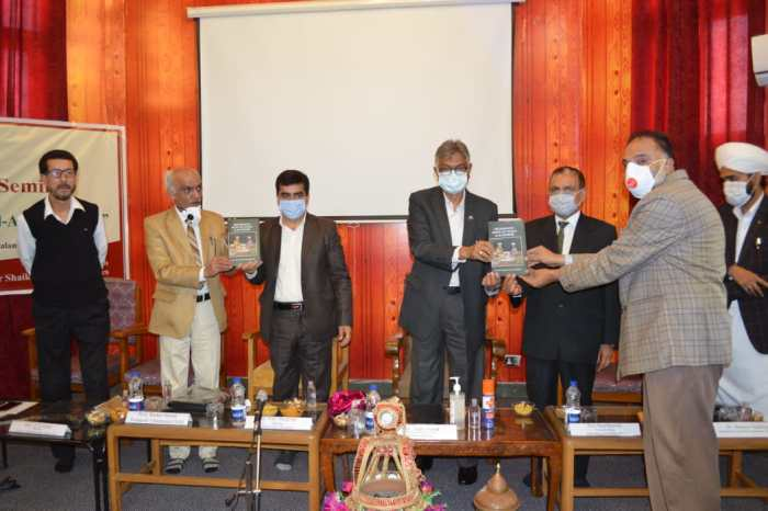 KU holds national-level seminar on Shaikh-ul-Alam
