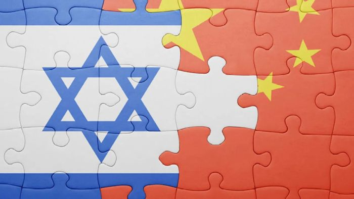 Israel-China Relations on the Upswing