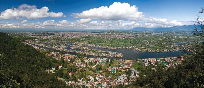Exchange of letters provides insight into Kashmir