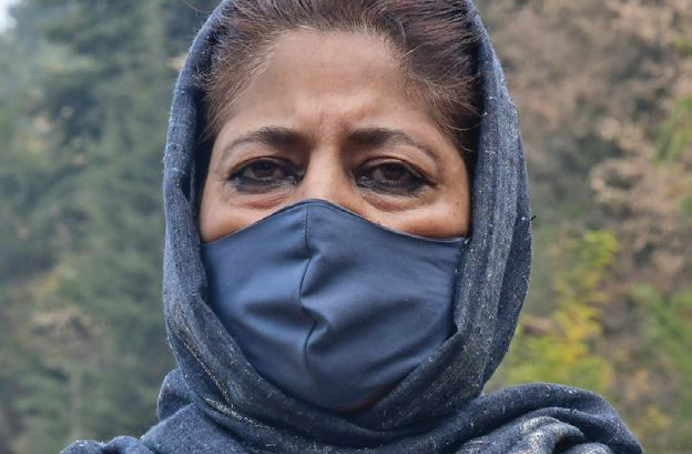 Mehbooba demands immediate withdrawal of farm laws