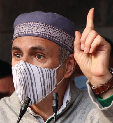 Disunity weakened us before Delhi: Omar