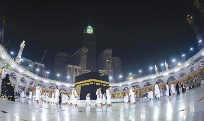 Pilgrims return to Mecca as Saudi eases coronavirus restrictions