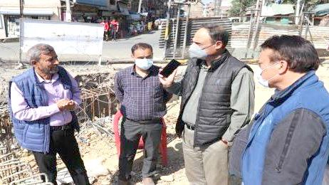 Tankipora bridge to be opened by the end of month: CE