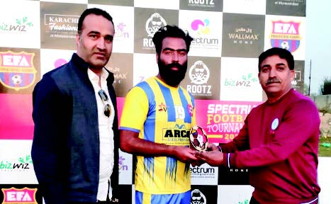 Spectrum Football Tournament: Tengpora FC humiliates Kothpora FC by 4-1