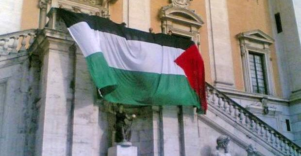Zionist War on Palestinian Festival in Rome