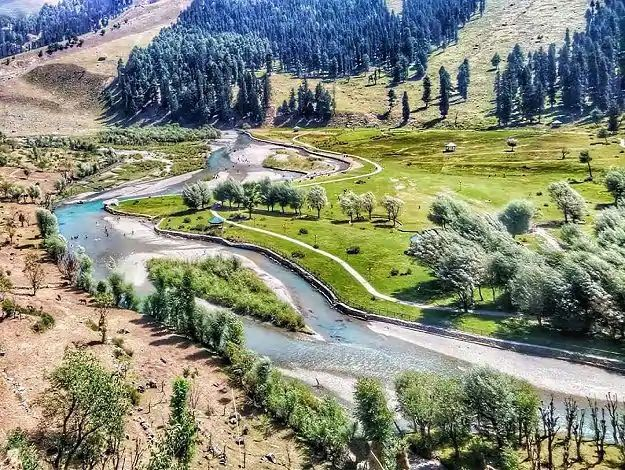 A trip to Pahalgam and Betaab Valley