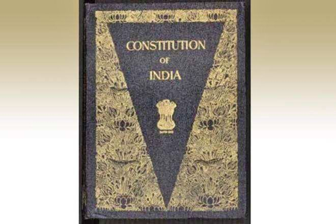 Constitution Day: November 26