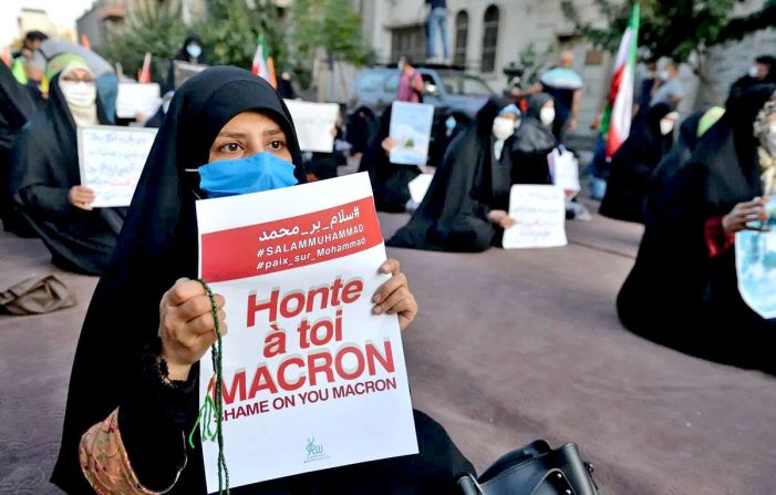 'Crisis in Islam' or French Politics?