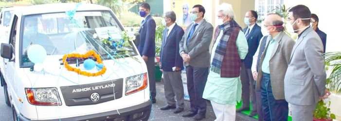 Customised livelihood programme 'MUMKIN' for transport sector to youth launched