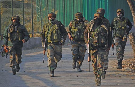 3 militants killed, 3 army men injured in Bandipora gunfight