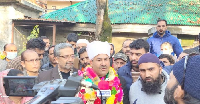 Rafique Rather elected EJAC president