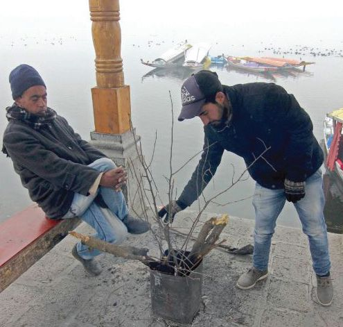Srinagar records season's coldest night at 0.9 degrees