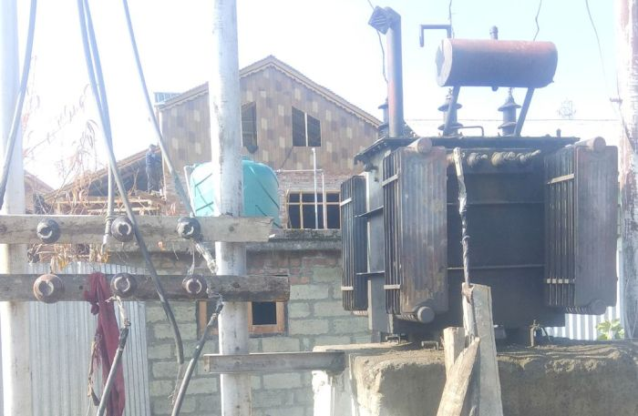 Chewdara residents demand additional transformer