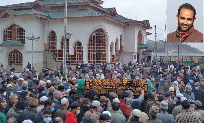 Kashmir loses one of its finest journalists, Mudasir Ali