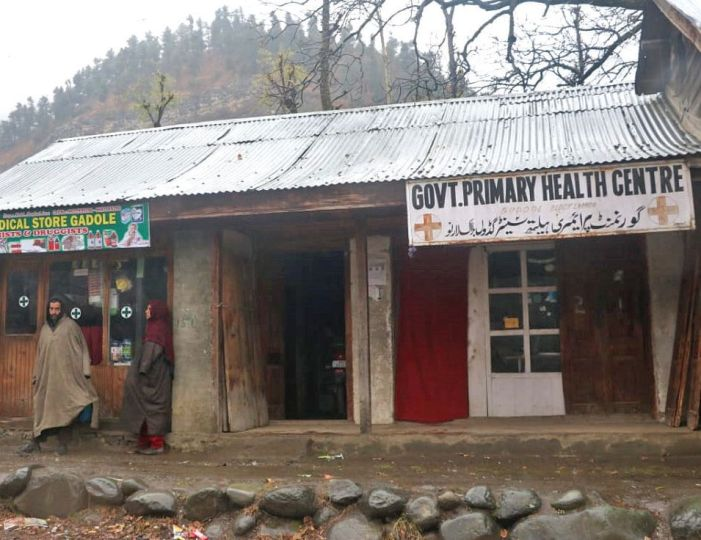PHC in Anantnag runs from a small shop, without a doctor
