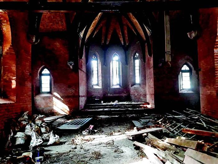 Srinagar's oldest church closed since '90s