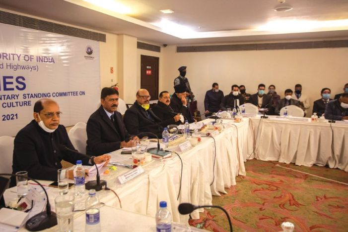 'All-round development of J&K major goal of GoI'