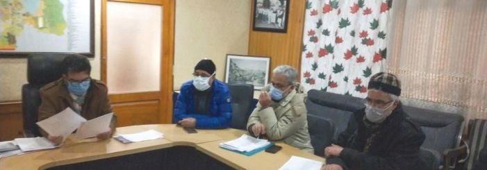 Commissioner SMC reviews snow clearance, dewatering progress