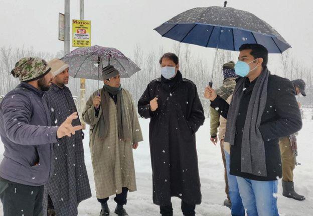 Round the clock monitoring to minimise disruption: DC Srinagar