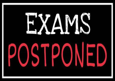JEE Mains entrance exam postponed