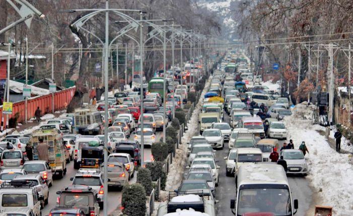 We have proposed Odd-Even formula for next 10 days: SSP Traffic Srinagar