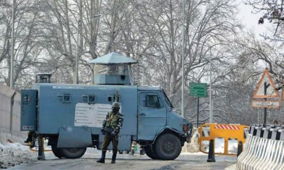 Same old security-obsessed Republic Day in Kashmir