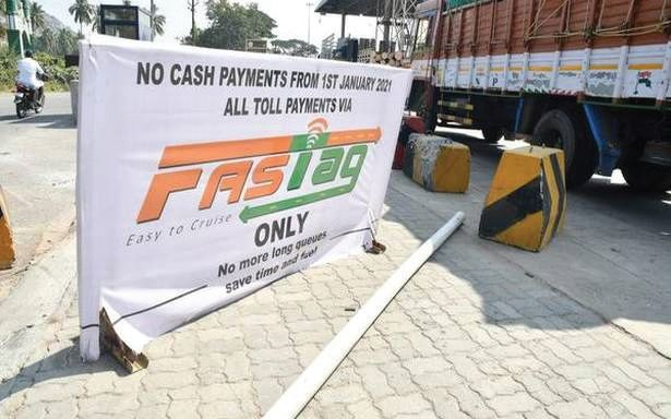 FASTag mandatory from Monday midnight, vehicles sans tag to pay double toll fee