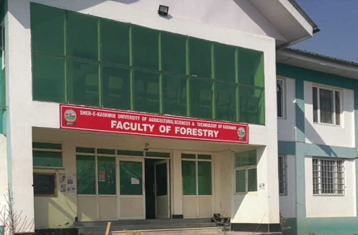 SKUAST  Faculty of Forestry to train youth on growing of medicinal plants